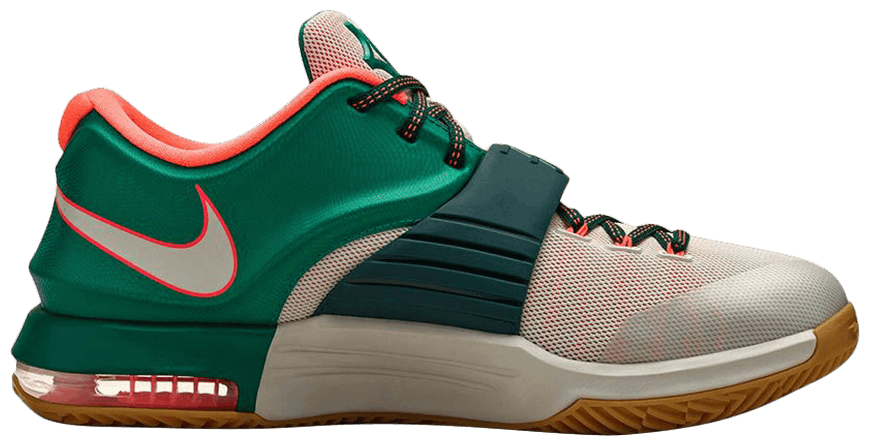 hot sale online a6a8f b7ab4 50% off nike kd 7 easy money christmas dafff e75e9