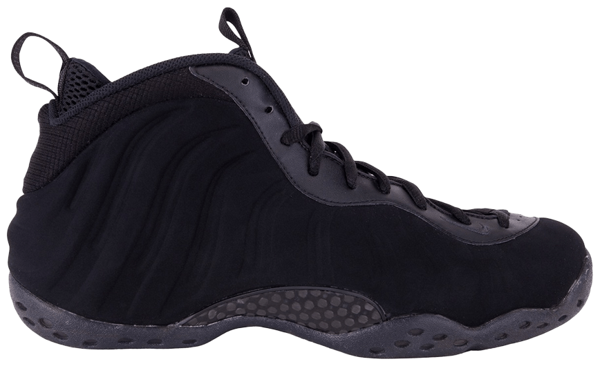Air Foamposite One Prm Triple Black