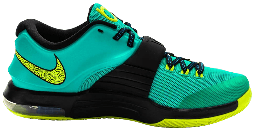 85c17a7df424 discount code for kd 7 real teal 8bf8f 78527