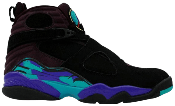 air jordan 8 retro acqua
