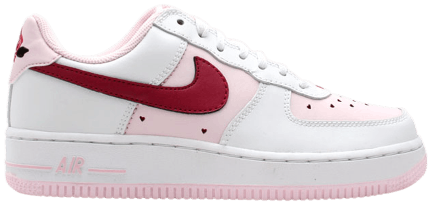 Air Force 1 Gs Valentine S Day Nike 309585 161 Goat