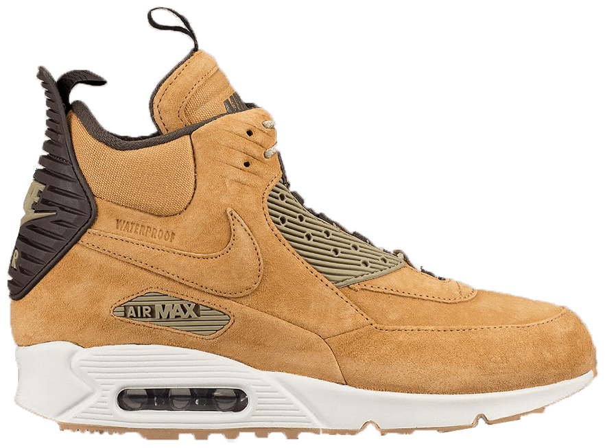 sports shoes c62e5 051d3 reduced air max 90 sneakerboot wheat 33ddf 32041