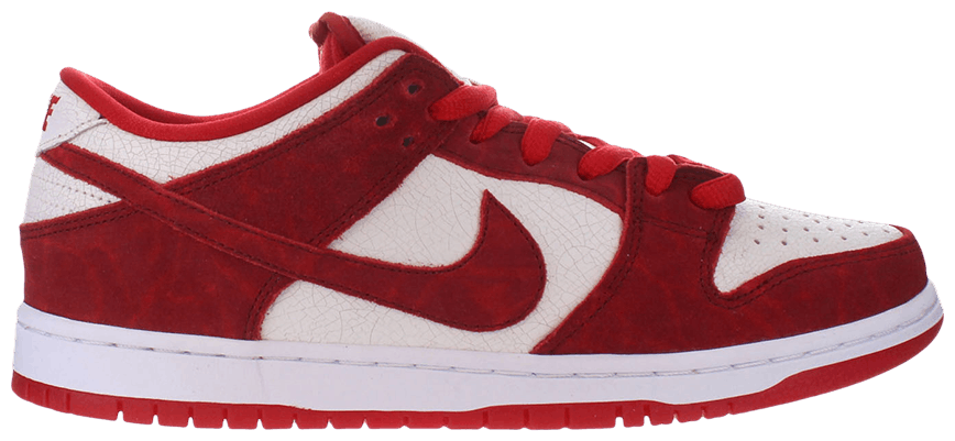 Dunk Low Premium Sb Valentines Day Nike 313170 662 Goat