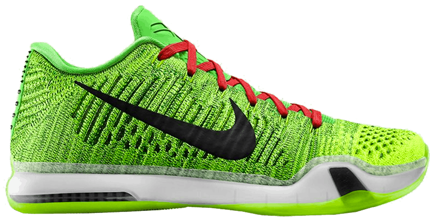 outlet store 63c9a d76b0 ... wholesale kobe 10 elite low id grinch 186b8 f1c81