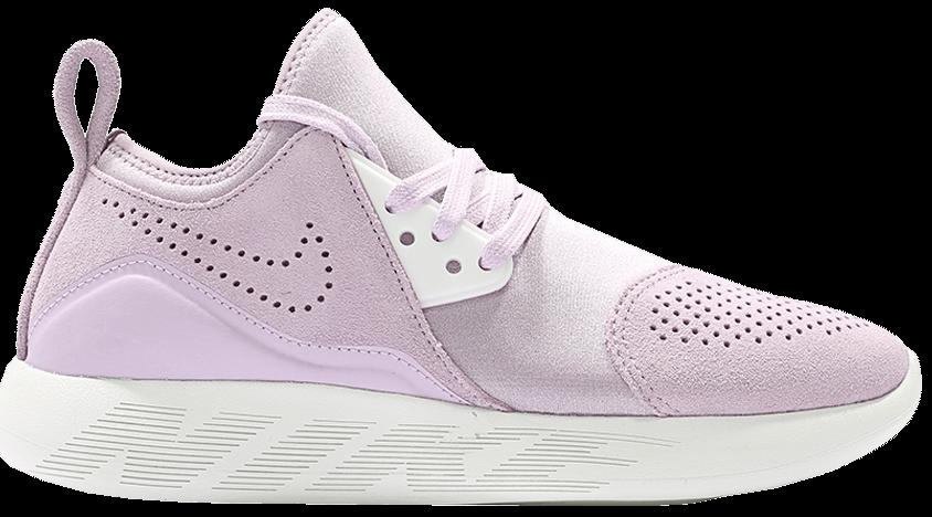 e88176e9d033 Wmns Lunarcharge Premium LE  Iced Lilac  - Nike - 923286 500