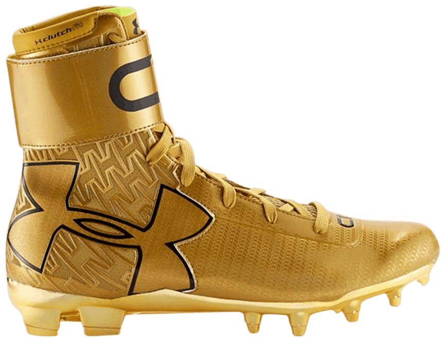 c1n mc gold rush football cleats under armour 1270172 795 goat