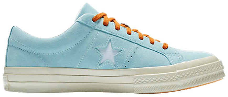 Golf Le Fleur X One Star Ox Converse 160111c Goat