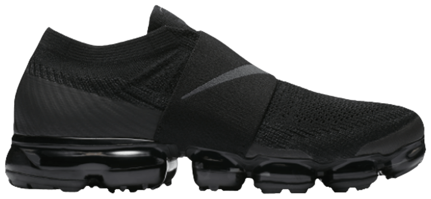 nike air vapormax moc black
