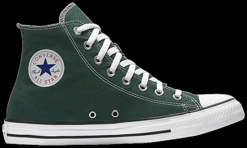 1a9fd1320e94 ... italy converse chuck taylor all star hi top gloom green d9c26 53528