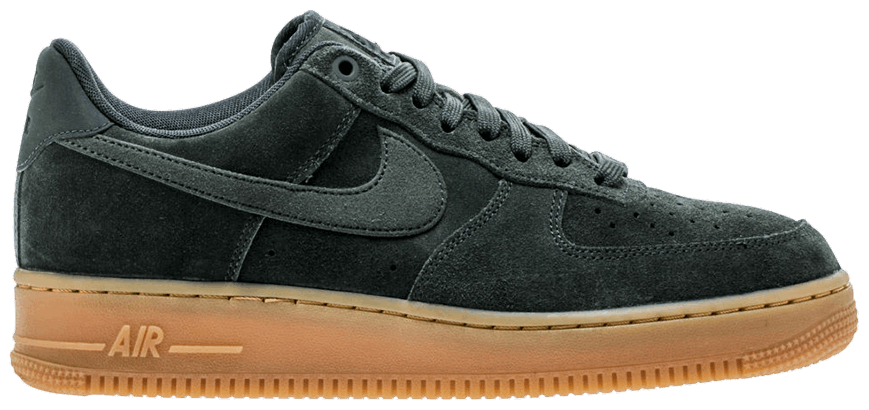 Air Force 1 07 LV8 Suede 'Outdoor Green'
