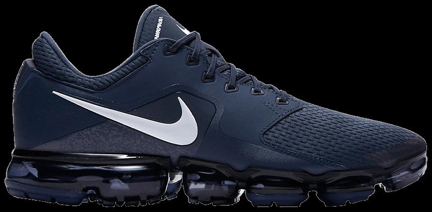 7ec9f8f4f42cd5 Discount Nike Air VaporMax Thunder BlueWhite Mens Running Shoes AH9046 -401  . Air VaporMax CS Thunder Blue wide varieties 04ecc 5e207 ...