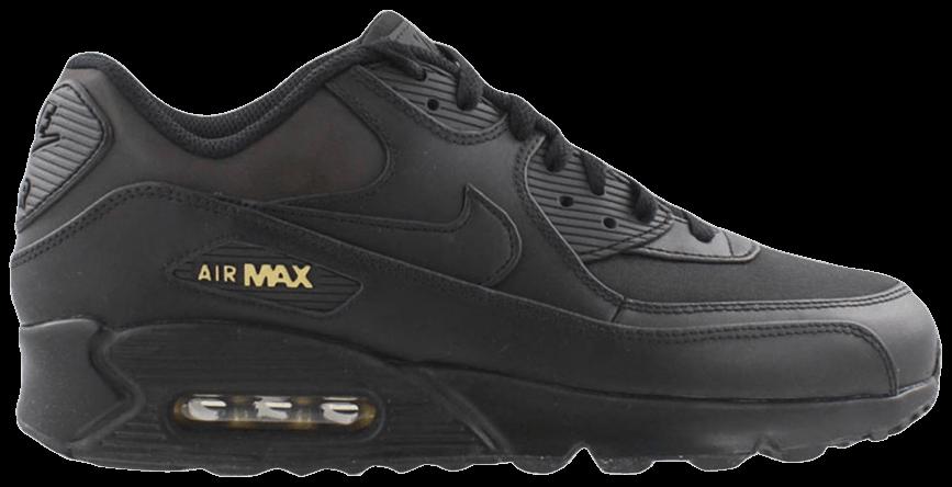 Air Max 90 Premium 'Black Gold'