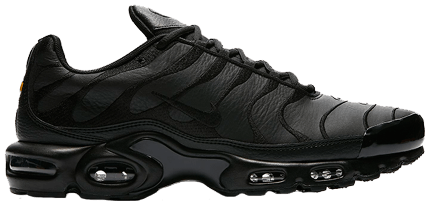 nike air max tn triple black