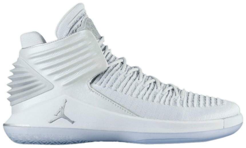Air Jordan 32 'Pure Platinum'