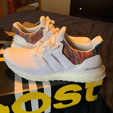130af54bc33 These shoes are Final Sale. View our Purchase   Return Policy. Lowest  Price.  300. SneakerMi Adidas UltraBoost  Rainbow
