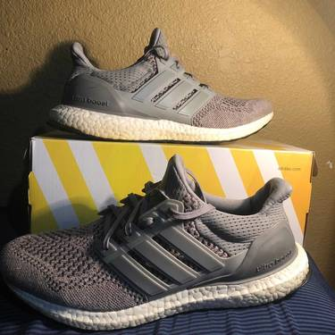 b013a3921fc3b UltraBoost 1.0  Wool Grey  -  object Object  - S77510