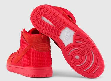 brand new fb878 33b00 Dunk Hi CMFT Premium  Red October