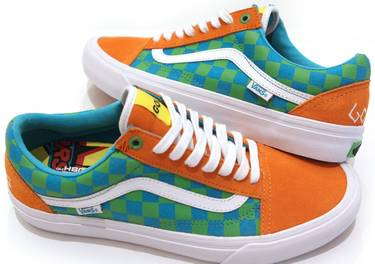 0fa34b331c06 Old Skool Pro  Golf Wang  - Vans - VN000ZD4J7S