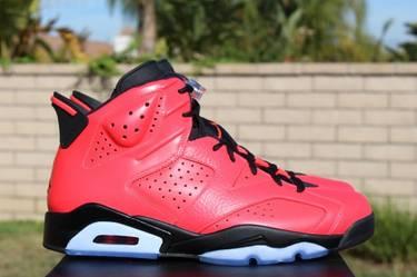 quality design a84ab 559f0 Air Jordan 6 Retro  Infrared 23
