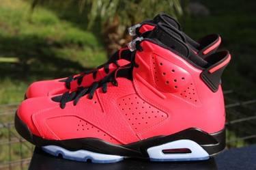 quality design 57004 6d418 Air Jordan 6 Retro  Infrared 23