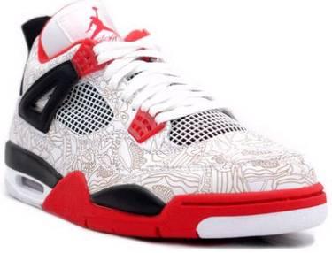 outlet store 4b79a 82419 Air Jordan 4 Retro  Laser  2005