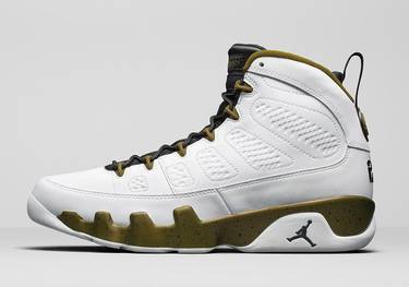 separation shoes 1132c 403d9 Air Jordan 9 Retro 'Statue'