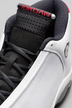 san francisco 958b7 e1cb0 Air Jordan 14 Retro  Black Toe  2014