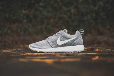 sale retailer c9452 7ffaf Roshe One 'Wolf Grey'