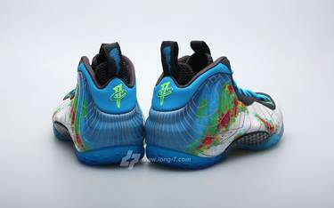 019eaf071502 Air Foamposite One PRM  Weatherman  - Nike - 575420 100