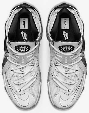 Pigalle x NikeLab LeBron 12 Elite - Nike - 806951 100  9c68664340a4