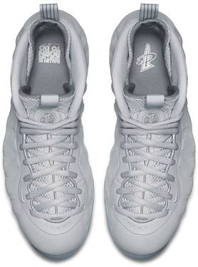 finest selection 2acc9 a3dfb Air Foamposite One PRM  Wolf Grey