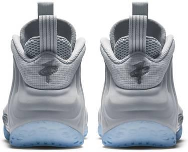 7e502ccd105f40 Air Foamposite One PRM  Wolf Grey  - Nike - 575420 007