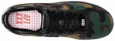 3824ae7f0628c Air Force 1 Low Max Air Vt Qs 'Camo' - Nike - 530989 090 | GOAT