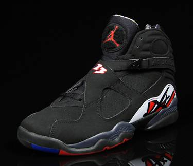 outlet store ad565 6d3a7 Air Jordan 8 Retro  Playoff  2007