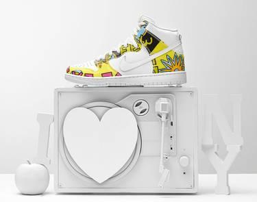 huge discount 47fae fbd74 Dunk High PRM DLS SB QS  De La Soul . Nike