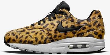 8130ce99b93b Air Max 1 QS GS 'Leopard' - Nike - 827657 700 | GOAT
