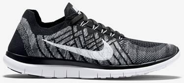 sports shoes 6813e 4ad8c Free 4.0 Flyknit 'Black' - Nike - 717075 001 | GOAT