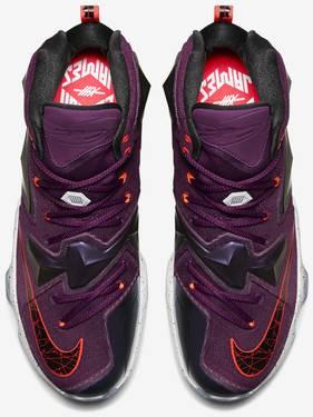88abfa99c19 LeBron 13  Mulberry  - Nike - 807219 500