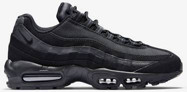 huge selection of dad8e ff434 Air Max 95 'Triple Black'