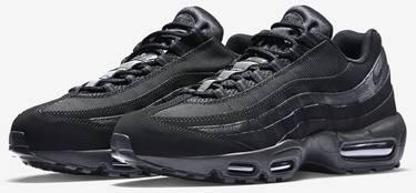 a29a9e6242 Air Max 95 'Triple Black' - Nike - 609048 092   GOAT