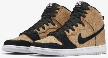 online retailer 5df1c d81f9 Dunk High Premium SB  Cork . Nike