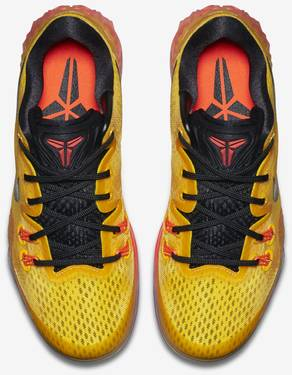 b74447374182 Zoom Kobe Venomenon 5  University Gold  - Nike - 749884 706