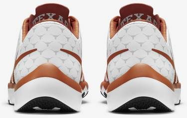 c79a8f8b56146 Free Trainer 5.0 V6 Texas Longhorns  - Nike - 723939 800