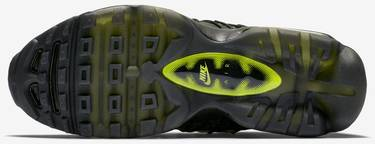 buy online e3db3 75f0f Air Max 95 Ultra Jacquard  Black Volt