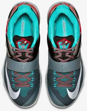 67a51cb2670 KD 7  Thunder Bolt  - Nike - 653996 005