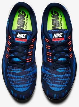 2ae9fa3c2307c Free 5.0 Print - Nike - 749592 401