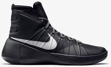 official photos 0812c 78d70 Hyperdunk 2015  Black Metallic Silver . Nike