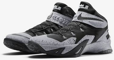 quality design 85d7a 434cd Zoom LeBron Soldier 8 FlyEase