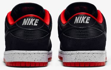 innovative design f76a8 d54b4 SB Dunk Low Pro 'Black Cement'