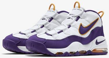 1ef0c5e1b9 Air Max Uptempo 'Los Angeles Lakers' - Nike - 311090 103 | GOAT